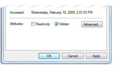 hidden-files