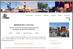 BESHANO Bike Trials Club