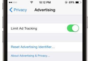 iOS 8 Advertising